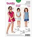 Shirt / Kleid, Burda 9416
