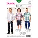 Hemd, Burda 9419