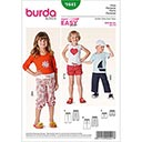 Hose / Shorts, Burda 9441