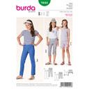 Hose / Capri-Hose / Shorts, Burda 9444