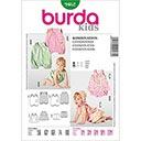 Baby Overall / Kleid / Höschen, Burda 9462