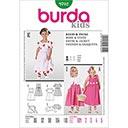 Kleid / Jacke, Burda 9702