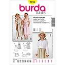Kleid / Jacke, Burda 9755