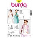 Kleid / Bolero, Burda 9757