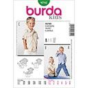 Hemd, Burda 9792