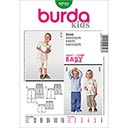 Hose, Burda 9793