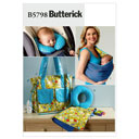 Baby Kit, BUTTERICK B5798