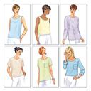 Top / Shirt, BUTTERICK B5948