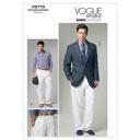 Jacke / Hose, Vogue V8719