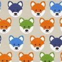 Jersey Fox Head 3