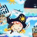Jersey digital Bande de pirates
