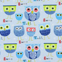 Cotton Twit Twoo 1