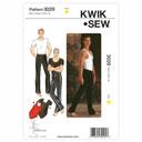 Tanzbekleidung, KwikSew 3029