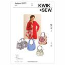 Tasche, KwikSew 3171
