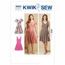 Kleid, KwikSew 3682