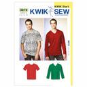 Shirts, KwikSew 3878