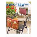 Tasche für Rollator / Rollstuhl, KwikSew 3927