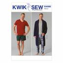 Herren Nacht- und Tageswäsche, KwikSew 4088