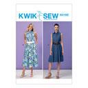 Vestido, KwikSew 4155