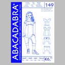 Tunika / Top / Hose, Abacadabra 0149