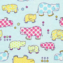 Flanell Tiere 3