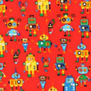 Pana Funky Robot 1