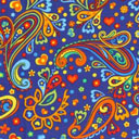 Cord Paisley Party 1