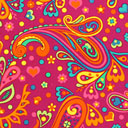 Cord Paisley Party 3