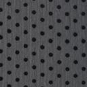 Chiffon Flock Dots 7