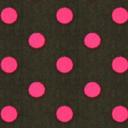 Cotton Colour Dots 9