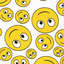 Jersey Yellow Smiley 6