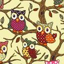 Stretch Twill Owl 3