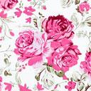 Cotton Baile de rosas 3
