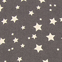 Georgette Coloured Stars 4