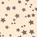 Georgette Coloured Stars 9
