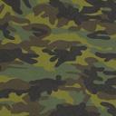 Kunstleder Camouflage 3