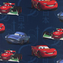 Disney's Cars in China 3