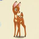 Disney Bambi 1