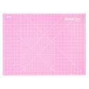 Schneidunterlage, rosa | 60 x 45 cm | OLFA