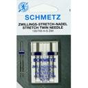 SCHMETZ – Stretch-Zwillingsnadel NM 4,0/75