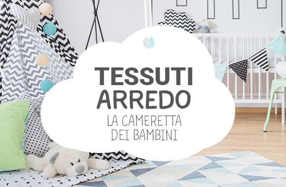 Tessuti per bambini grande assortimento prezzi for Tessuti arredamento francesi