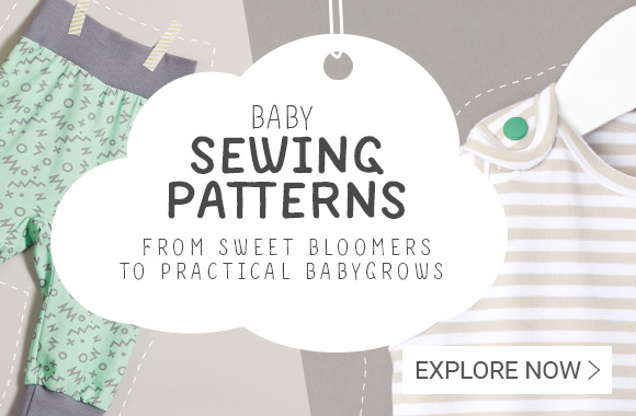 Baby world ❤ Get inspired ❤ myfabrics.co.uk