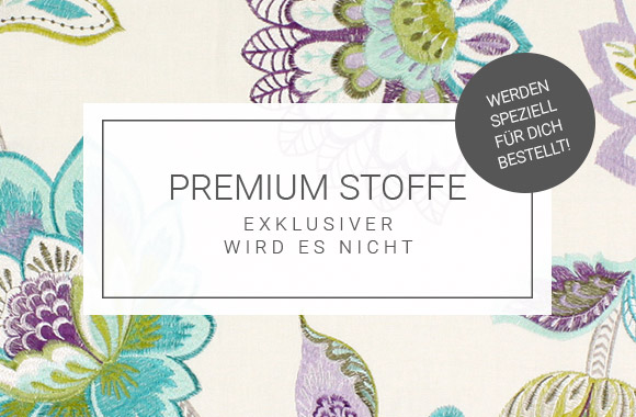 Dekostoffe Meterware online kaufen - Große Auswahl » Stoffe.de