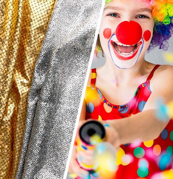 Karneval Kostüm selber machen - DIY Kostüme - stoffe.de