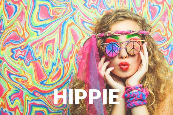 arrivo fornitore ufficiale prodotti caldi costumi da hippie ✂ fai da te » lasciati ispirare