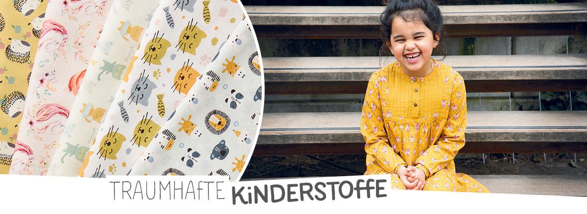 0ed91cfa4235eb Kinderstoffe kaufen - Günstig   Große Auswahl » Stoffe.de