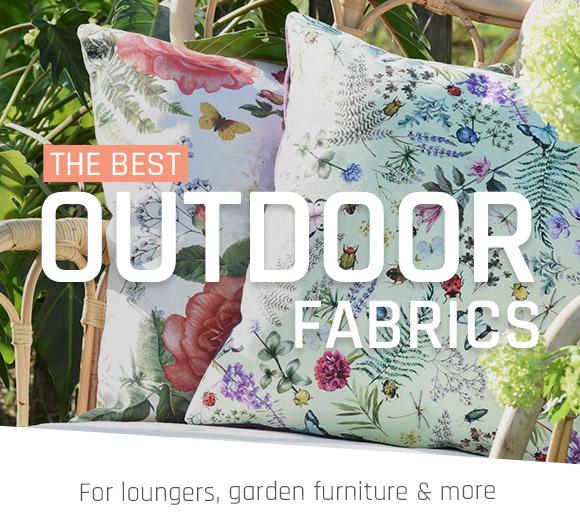 Buy Outdoor Fabrics Wide Selection Myfabrics Co Uk