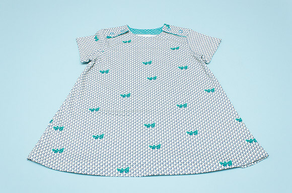 Schnittmuster kleid 98 kostenloses Sommerkleid Größe