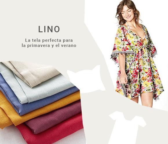 Comprar Online Telas De Lino Y Lino Mixto Telas Es