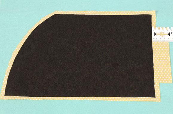 Clutch Lining Adhesive : Clutch nähen kostenlose nähanleitung stoffe